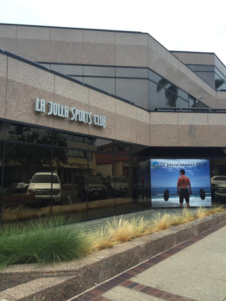 Studio Spotlight La Jolla Sports Club Stay Sweaty San